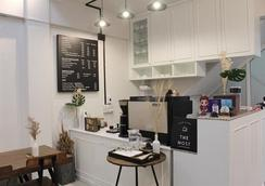 The Most Coffee & Guesthouse - Chiang Mai - Front desk