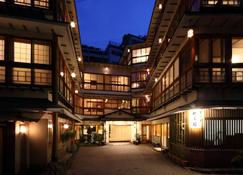 Ikaho Onsen Yokotekan - Shibukawa - Building