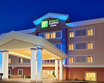 Holiday Inn Express & Suites Chehalis-Centralia - Chehalis - Building