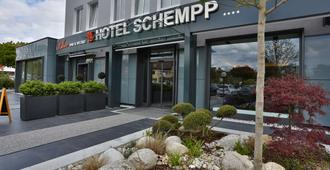 Hotel Schempp - Augsburgo - Edificio