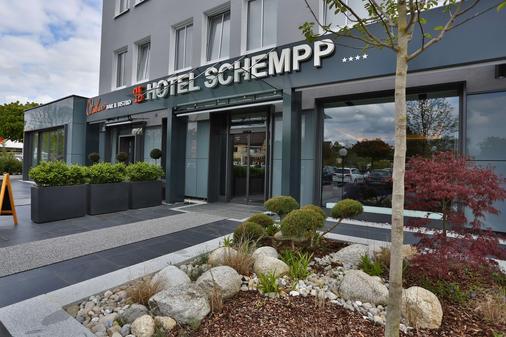 Hotel Schempp - Augsburg - Toà nhà