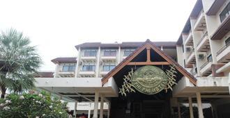 Phi Phi Hotel - Ko Phi Phi - Bygning