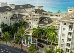 Moana Surfrider, A Westin Resort & Spa, Waikiki Beach - Honolulu - Edificio