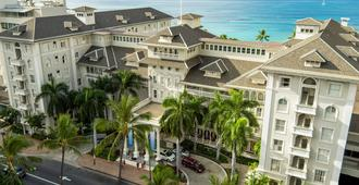 Moana Surfrider, A Westin Resort & Spa, Waikiki Beach - Honolulu - Gebouw