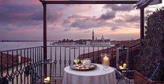 Hotel Metropole Venezia - ונציה - מרפסת