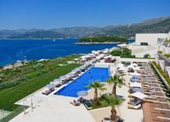Dubrovnik President Valamar Collection Hotel - Dubrovnik - Svømmebasseng
