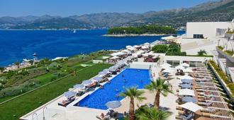 Dubrovnik President Valamar Collection Hotel - Dubrovnik - Pool