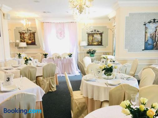 Royal Olympic Hotel - Kiev - Banquet hall