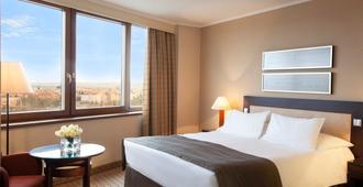Corinthia Hotel Prague - פראג - חדר שינה