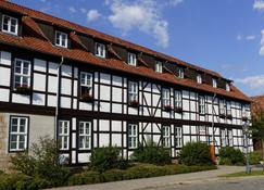 Hotel Zum Brauhaus - Quedlinburg - Gebäude