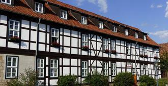 Hotel zum Brauhaus Lüdde - Quedlinburg - Building