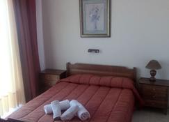 Pension Olympus - Litóchoro - Bedroom