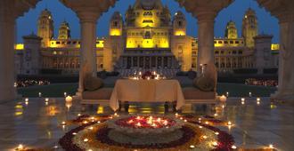 Umaid Bhawan Palace - Jodhpur - Bar