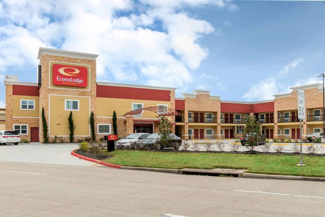 Econo Lodge Inn and Suites Houston Willowbrook - Houston - Edificio