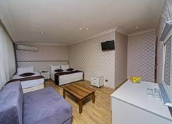 Nisantasi Time Hotel - İstanbul - Yatak Odası