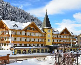 Hotel Oswald - Wolkenstein in Gröden - Gebäude