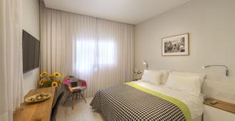 מלון דיזנגוף 208 - תל אביב - חדר שינה