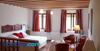 Rusticae Hotel Posada San José - Cuenca - Camera da letto