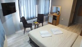 Naila Hotel - Estambul - Habitación