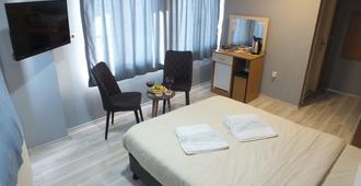 Naila Hotel - איסטנבול - חדר שינה