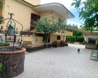 Apartment With 2 Bedrooms in Nola, With Wonderful Mountain View, Private Pool, Enclosed Garden - 17 km From the Beach - Nola