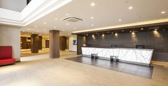 Hotel Mystays Kanazawa Castle - קאנאזוואה - דלפק קבלה