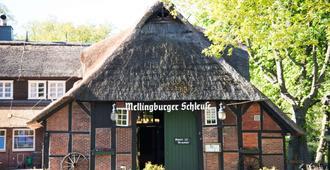 Kleinhuis Hotel Mellingburger Schleuse - Hamburgo - Edificio