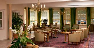 Kleinhuis Hotel Mellingburger Schleuse - המבורג - טרקלין