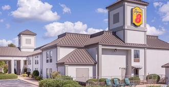 Super 8 by Wyndham Greer/Spartanburg Area - Greer - Edificio