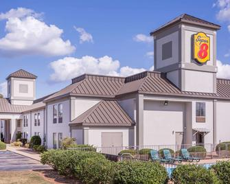 Super 8 by Wyndham Greer/Spartanburg Area - Greer - Building