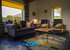 Butterfly Cottage - Achill Island - Living room