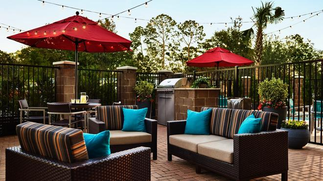 TownePlace Suites by Marriott Gallup - Gallup - Patio