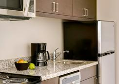 TownePlace Suites by Marriott Gallup - Gallup - Kitchen