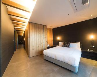 호텔 뮤제오 - 청주 - 침실