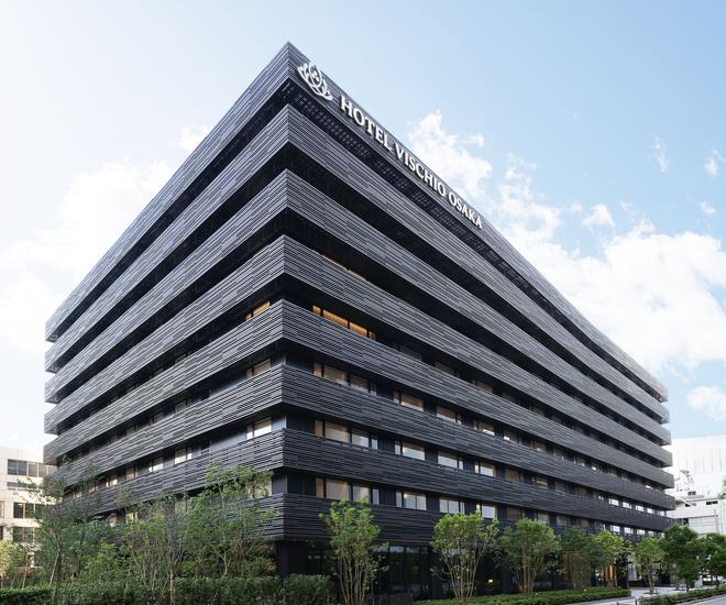 Hotel Vischio Osaka by Granvia - Osaka - Toà nhà