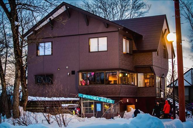 Japow House - Myoko - Toà nhà