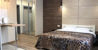 East Residence - Kyiv - Bedroom