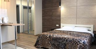 East Residence - קייב - חדר שינה