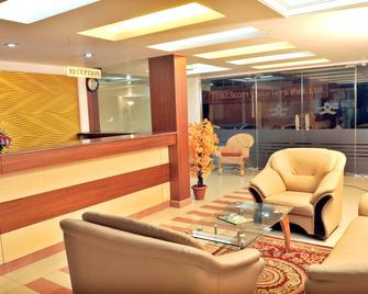A V Residency - Ernakulam - Front desk