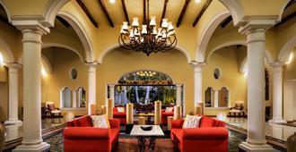 Casa Velas Hotel Boutique & Ocean Club-Adults Only - פוארטו ויארטה - טרקלין