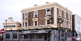 St Christopher's Inn, Greenwich - Hostel - Londres - Edifício