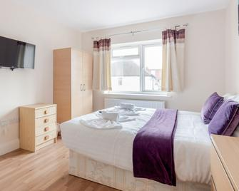 Croxley Business Park Rooms - Watford (Hertfordshire) - Bedroom