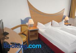Hotel Restaurant Waldhorn - Friedrichshafen - Κρεβατοκάμαρα