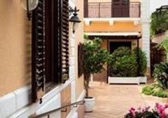 Hotel Villa Esperia - Palermo - Näkymät ulkona