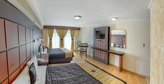 Loa Inn Centro Puebla - Puebla City - Bedroom