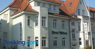 Hotel Willert - Wismar - Gebouw