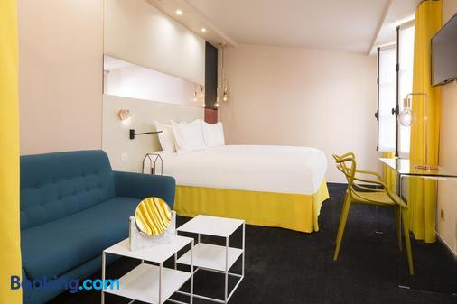 Hotel Duette Paris - Paris - Bedroom