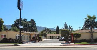 King's Rest Motel - Gilroy - Outdoor view