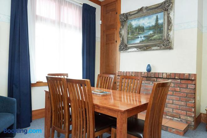 Admiral Court Motel & Apartments - Invercargill - Dining room
