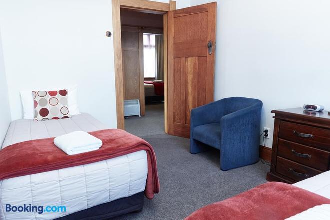 Admiral Court Motel & Apartments - Invercargill - Bedroom